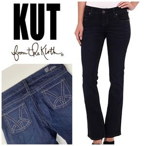 Kut from the Kloth Caroline Low Rise Bootcut👖